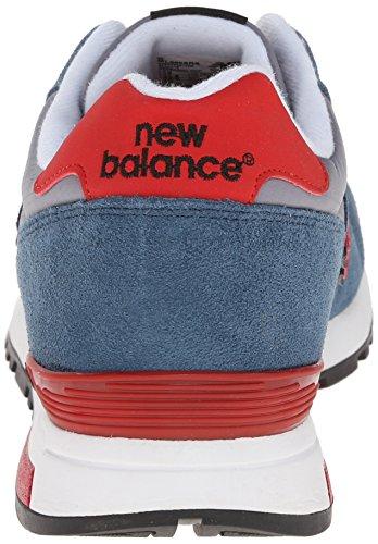 888546361058 - New Balance Men's Ml565 Lifestyle Running Shoe,Blue/Red, 10.5 D US carousel main 1