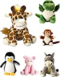 Soft Toy Cuddly Toy Stuffed Animals Soft Animals, Available in different sizes, Esel Pitty