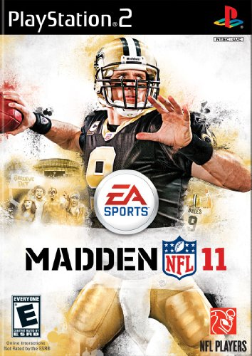 Madden NFL 11 - PlayStation 2 (Diamond Football Formation compare prices)