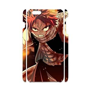 iPhone6 Plus Angry Fire Fairy Tail Pattern Case Cover for iPhone6 Plus 5.5 3D (Laser Technology)