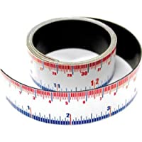 MASTER MAGNETICS TV587602 Magnet Measuring Tape by Master Magnetics