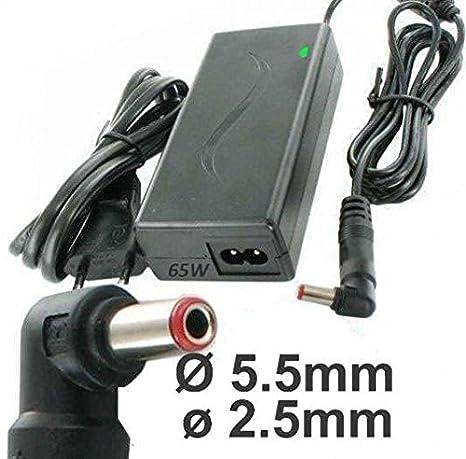 100000 Volts Asus PA-1650 - 78 Cargador para ordenador portátil, color negro: Amazon.es: Informática