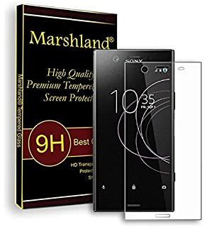 new styles 11828 881c9 Marshland® Tempered Glass Screen Protector 99% Transparency Anti Scratch  Bubble Free 2.5d Round
