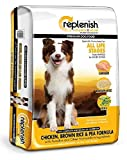 Replenish Dry Dog Food, Chicken Recipe, 28-Pound Bag For Sale