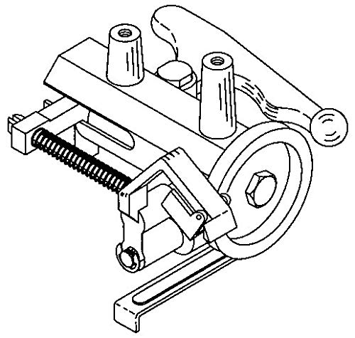 Sharpener SUB Assy for 2612-2912 by NBSLA (Image #3)