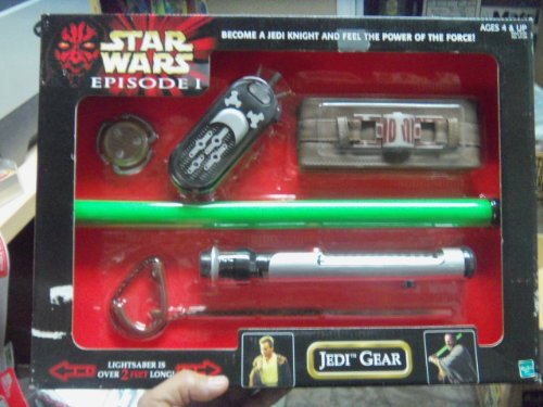 Star Jedi Wars Braid (Qui-Gon Jinn`s Jedi Gear by Star)