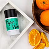 PiperWai, Natural Activated Charcoal Deodorant