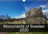 Monuments of Sweden 2020 2020: The best photos from Wiki Loves Monuments, the world's largest photo competition on Wikipedia (Calvendo Places) by