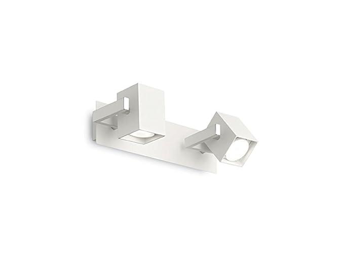 Ideal lux mouse ap bianco applique amazon illuminazione