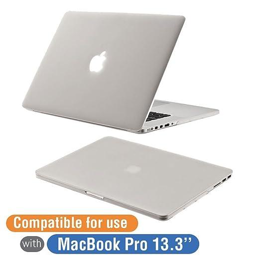 5 opinioni per Custodia per MacBook Pro 13, Custodia Orzly Snapshell Cover per MacBook Pro 13.3