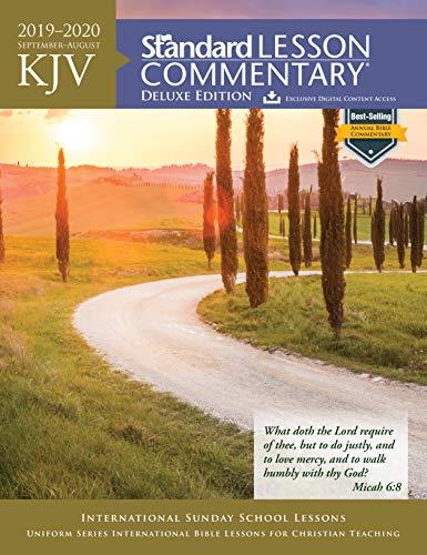 KJV Standard Lesson Commentary® Deluxe Edition 2019-2020 Standard Publishing