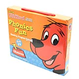 Cliffords Phonics Fun Box Set #3 (Clifford's Phonics Fun Packs)