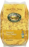 Nature's Path Organic Honey'd Corn Flakes Cereal, 26.4-Ounce Bags (Pack of 6)