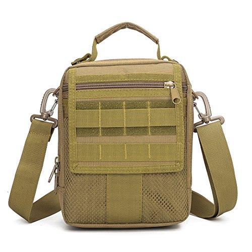 [해외]Hkiss 여행 동반자 위장 사막 디지털 복장 메신저 민간인 군대 녹색/Hkiss Travel Companion Camouflage Desert Digital Outfit Messenger Civilian Army Green