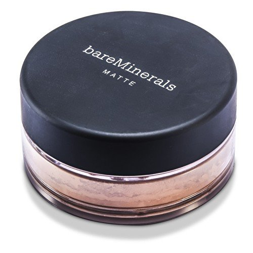 Bare Minerals Matte Foundation, Medium Tan, 0.21 Ounce