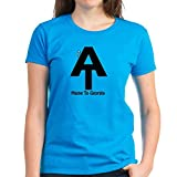 CafePress - AT Hiker - Womens Cotton T-Shirt, Crew Neck, Comfortable & Soft Classic Tee offers