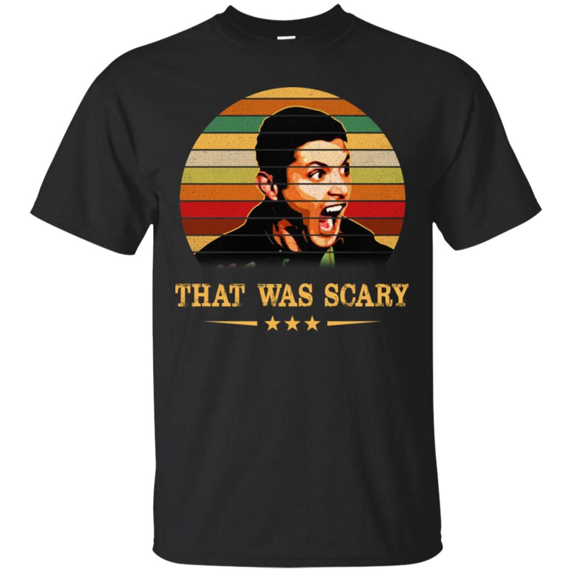 USA Shop That was Scary Dean Supernatural T-Shirt