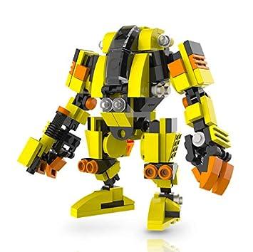 MyBuild Mecha Frame Mech Building Kit Building Blocks Toy Engineer T2 5014