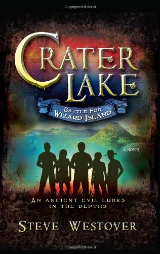 Image of Crater Lake: Battle for Wizard Island
