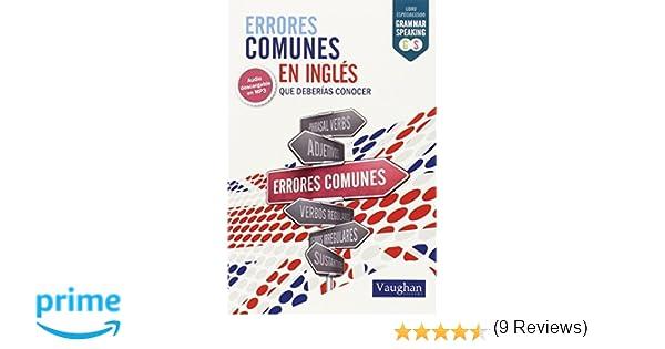 Errores comunes: Que deberías conocer: Amazon.es: Elena Araujo Díaz de Terán: Libros