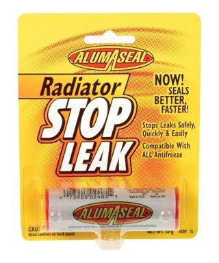 GOLD EAGLE/303 PRODUCTS ASBPI12 AlumaSeal Radiator Sealer, 0.71 Oz,