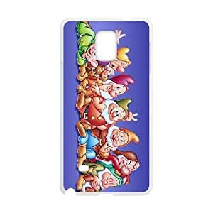 Samsung Galaxy Note4 N9108 Phone Case Disney cartoon Snow White and the Seven Dwarfs Protective Cell Phone Cases Cover DFK073807