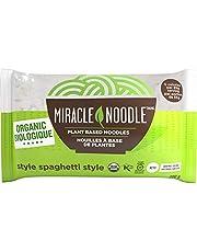 Miracle Noodle Shirataki Noodle - Organic Spaghetti, 6 Count