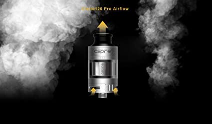 Aspire Cleito 120 Pro Tanque 2ml Sub-Ohm Clearomizer Atomizer ...