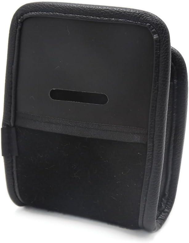 Sourcing Map 1 Stück Schwarz Telefon Aufbewahrungstasche Tasche Halter Tasche Für Auto Auto