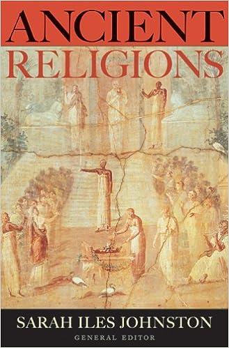 Ancient Religions: Sarah Iles Johnston: 9780674025486: Amazon.com ...