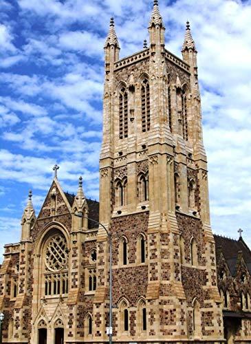 Rompecabezas De 1000 Piezas Catedral Católica Romana De San Francisco Javier En Adelaida Bricolaje 1000 Piezas