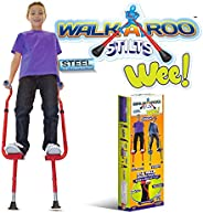 Walkaroo Wee Stilts, Assorted Colors (Red & B