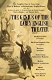 The Genius of the Early English Theatre, , 0452011647