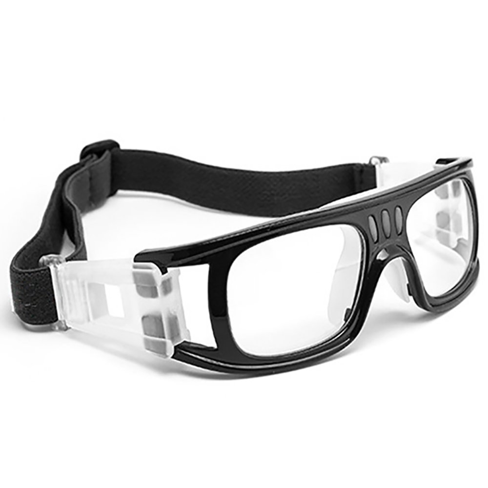 SHEEN KELLY Professional Sports Goggles Protective Safety Goggles Basketball Glasses for Men with Adjustable Strap for Basketball Football Volleyball Hockey Rugby …