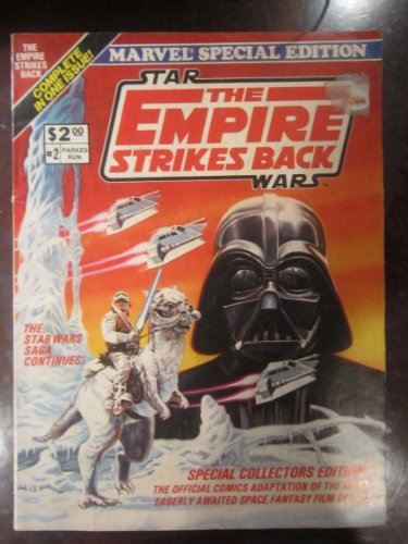 Marvel Special Edition, The Empire Strikes Back (Star Wars, 2)