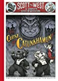 img - for The Curse of Catunkhamun book / textbook / text book