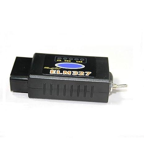 Amazon com: Forscan elm327 Bluetooth obd2 andoid Reader Ford Mazada