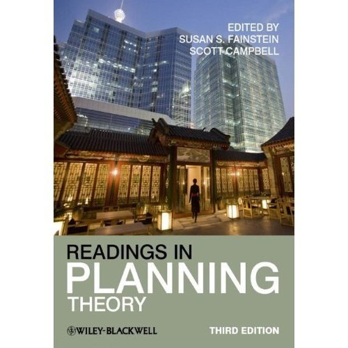 Readings in Planning Theory