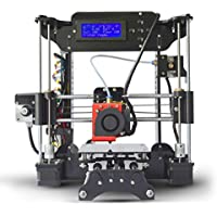 Desktop 3D Printer DIY High Accuracy CNC Self Assembly High Precision Reprap Prusa i3