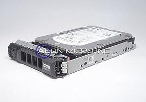 "DELL ORIGINAL ENTERPRISE 8TB 7.2K SAS 3.5"" 6Gbps HDD W/KG1CH TRAY 13TH GENERATION FOR DELL POWEREDGE R430 R730 R630 R730XD T340 T430 T630 SERVERS (Renewed)"