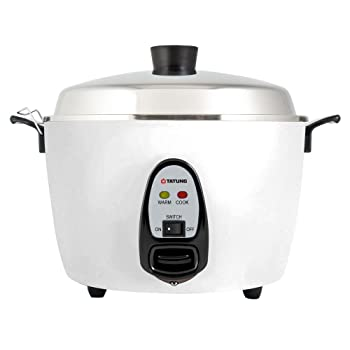 Tatung TAG-6G Stainless Steel Rice Cooker