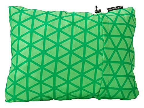 Therm-a-Rest Compressible Pillow, Clover, Small/12