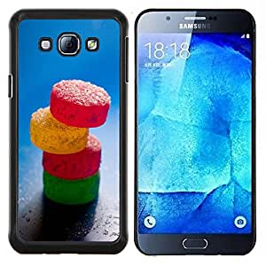 Stuss Case / Funda Carcasa protectora - Dulce - Samsung Galaxy A8 A8000