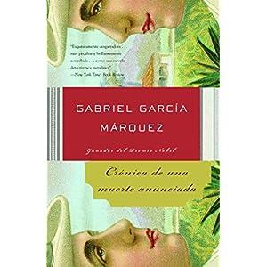 Crónica de una muerte anunciada de Gabriel García Márquez | Letras y Latte - Libros en español