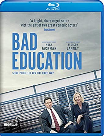 Bad Education (2019) English 720p HEVC BluRay  x265 AAC ESubs [600MB] Full Movie Download