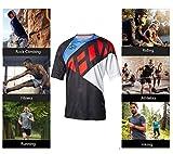 Wisdom Leaves Men's Mountain Bike Jerseys MTB