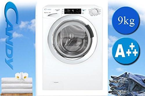 Candy 9 kg XXL lavadora waschvoll automática a + + + Vapor frente ...