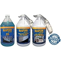 BooYah Clean Boat Cleaning Gallon Trio