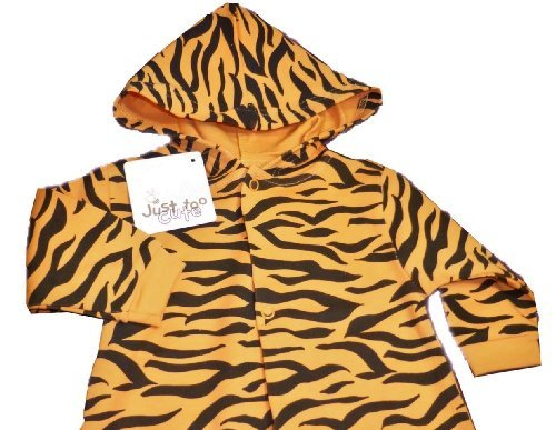 Little Tiger Cotton All in One for Preemie or Newborn (Preemie Halloween Costumes)