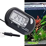 Lcd Digital Fish Tank Thermometer Temperature Meter Marine Measuring Aquarium Gauge Water
